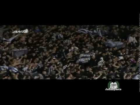 Tottenham Hotspurs-PAOK 1-2 Invasion To London Music Videos