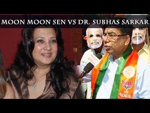 Bankura Election: Moon Moon Sen banking on glamour quotient