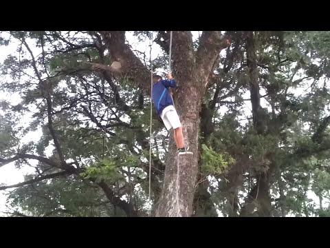 La mejor tecnica para subir la cuerda