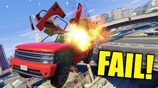 THE BIGGEST FAIL EVER! *THIS IS JUST SAD!* | GTA 5 THUG LIFE #248