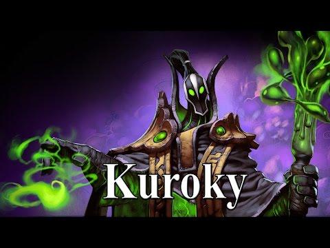 Kuroky Rubick saving the game vs Newbee DAC