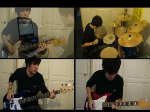 Cornerstone Cover - Arctic Monkeys - Humbug ** TWITTER: twitter.com