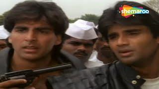 Waqt Hamara Hai - Akshay Kumar - Sunil Shetty - Ayesha Jhulka - Full Movie In 15 Mins