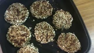 HAMBURGUESAS DE LENTEJAS - lentil burguers