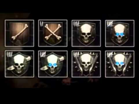 Black Ops Skull Black Ops 2 Zombies Ranking