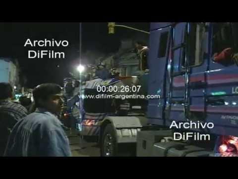 DiFilm - Campeonato argentino Superboat Racing Offshore en Goya 1997