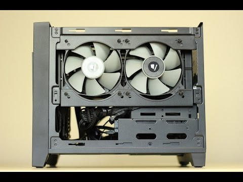 Mini ITX Gaming Build - Intel Core i5-4670K / GTX 780 Ti / Corsair 250D