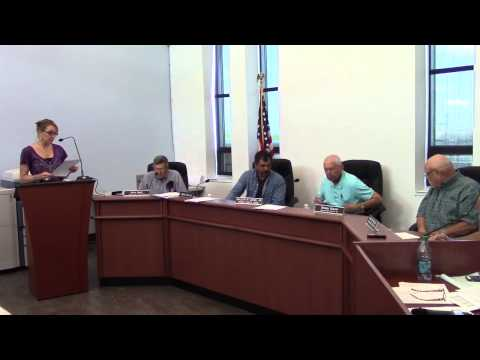 Karnes County Commissioners Court - June 9, 2015