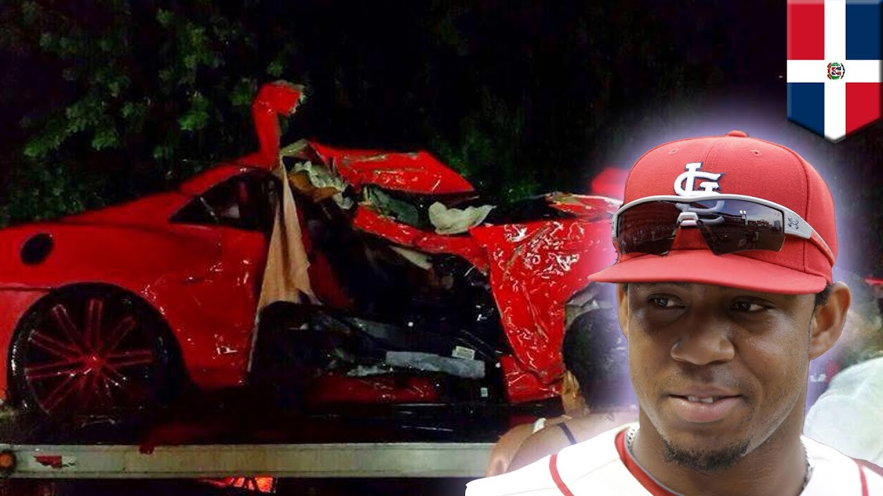 Jose Car Accident Baseball