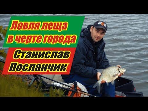 ловля леща на фидер на канале имени москвы видео
