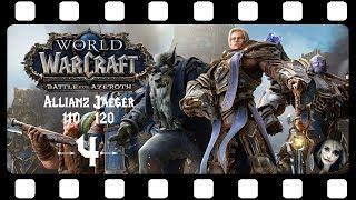 WORLD OF WARCRAFT 🗡 4: Voll auf die Zwölf 🗡 LET'S PLAY BATTLE FOR AZEROTH ALLIANZ