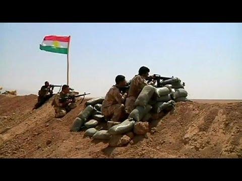 Irak: combates contra el Estado Islámico en Majmur, Tikrit y Mosul