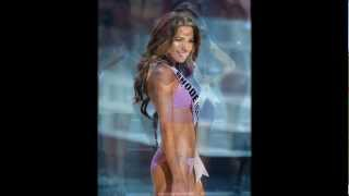 "Miss Universe 2012 Olivia Culpo ""Miss USA"" Photography Presentation"