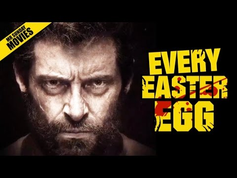 LOGAN - All Wolverine Easter Eggs, References & X-Men Timeline