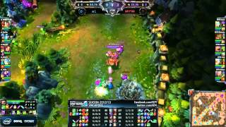 Video clip [IEM Singapore] [Chung Kết] [Game 2] MeetYourMakers vs Absolute Legends NA [29.11.2012]