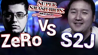 ZeRo vs S2J in Melee