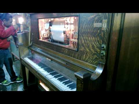 пианола