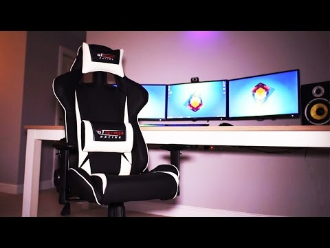The BEST Gaming Chair - GT Omega Pro Office Chair Review [5% Off Code]