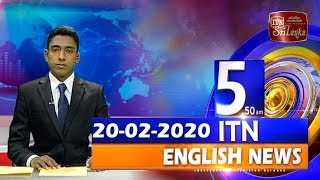 ITN English News 2020-02-20 | 05.50 AM