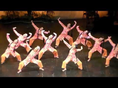 Parade Tari Daerah Riau 2014, Kabupaten Rokan Hulu video