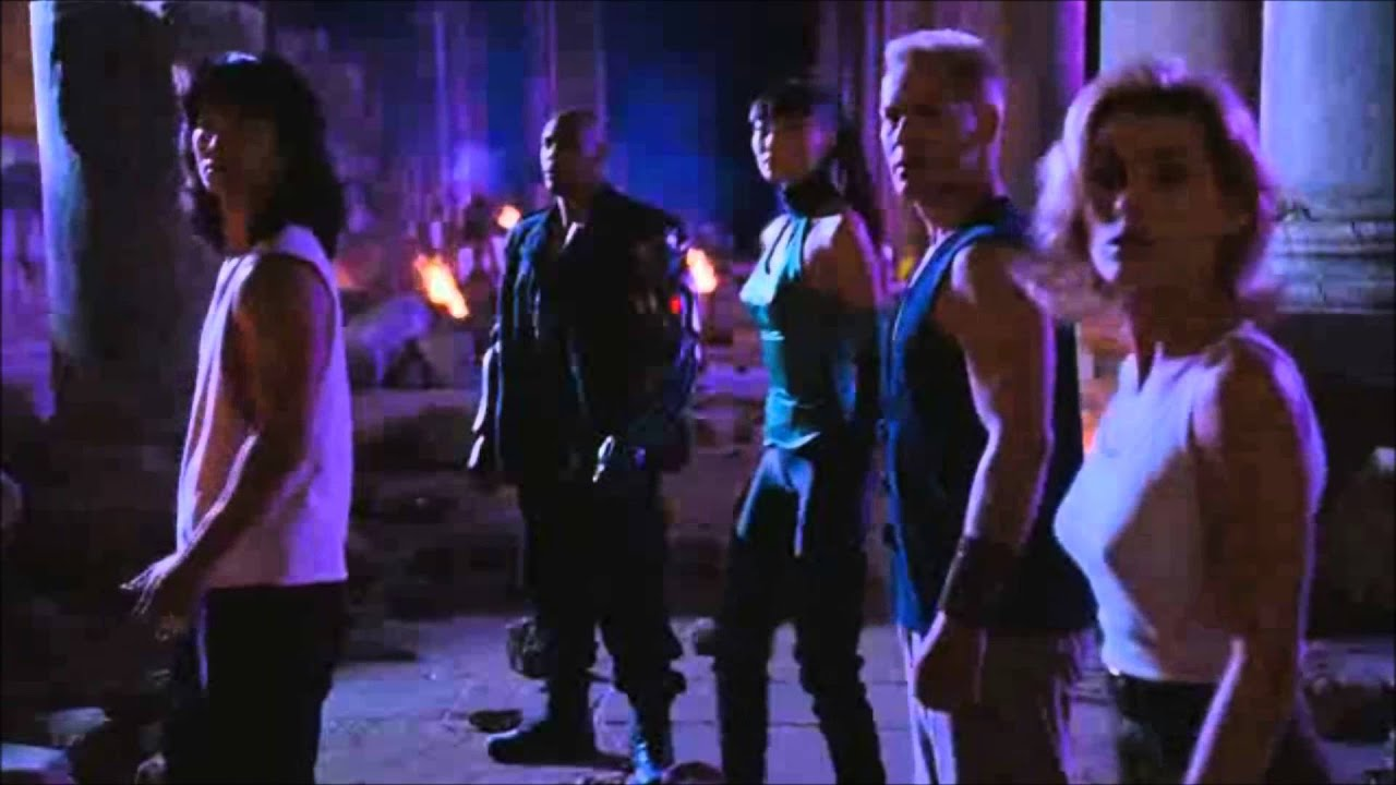Mortal Kombat Annihilation - YouTube