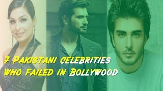 Top 7 Pakistani celebrities who failed in Bollywood (Humayun, Imran Abbas, Humaima, Mikaal...)