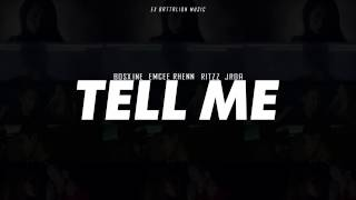 Tell Me - Ex Battalion (Lyric Video)