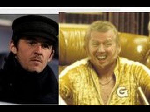 Joey Barton Vs Steve McClaren Accent