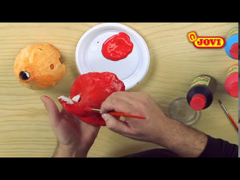 Pasta modelar Jovi - Casa de gnomo
