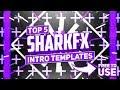 Top 5 Sharkfx Intro Template (No Text) | Top 5 2d Sharkfx Intro Template No Text thumbnail