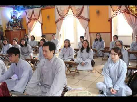 Mau Tu Người Ơi! (Rất Hay) - Karaoke (Nhạc Phật Giáo chế lời)