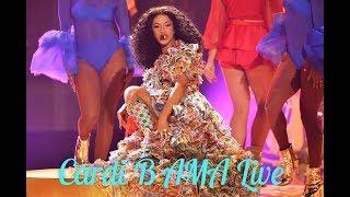 Cardi B AMA Live Performance | Earyonce | Reaction