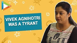 "Tanushree Dutta Interview: ""Vivek Agnihotri was a TYRANT"""