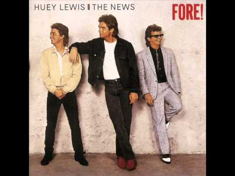 Huey Lewis And The News - I Never Walk Alone