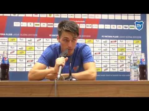 5. kolo: rozhovor s Robertem Hrubým po utkání s Viktorií Plzeň (0:3)