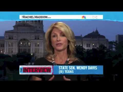 Who is Wendy Davis?