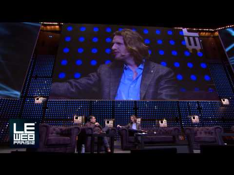 Matt Mullenweg is Interviewed by Om Malik at LeWeb Paris 2012