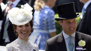 The Royal Family at Ascot: All the best moments | Hello