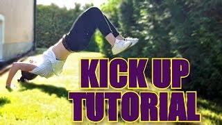 Learn How to KICK UP / KIP UP | Beginners | AnaMaria Dance