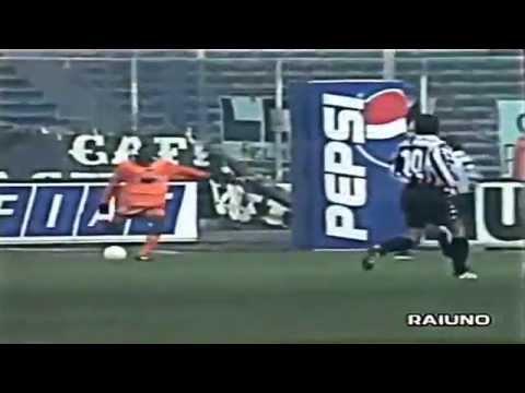 Serie A 1999-2000, day 19 Juventus - Cagliari 1-1 (F.Inzaghi, Sulcis)