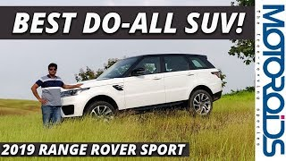 2019 Range Rover Sport In-depth Review | 🔥 Epic Awesomeness 🔥 | Motoroids
