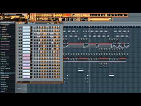 Akcent - Im Sorry(FL Studio Version)