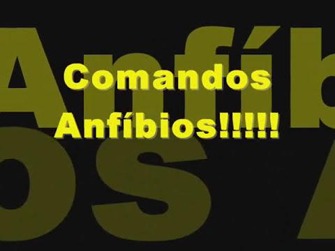 Comandos Anfíbios - Perfil COMANF