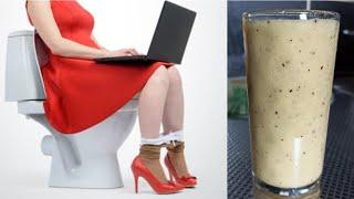 Constipation Buster Drink #constipation #fruits #vegetables