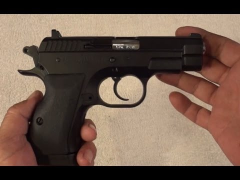 Sarsilmaz Hancer 2000 - Test Fire and Review