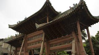 Great Mosque in Xian - China   Islamic Videos