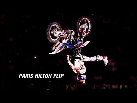 What the heck is a Paris Hilton Flip? - Freestyle Motocross Tricktionary