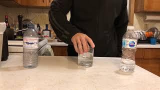 Magic: Turning Water into Milk