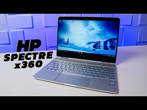 Meet The HP Spectre X360