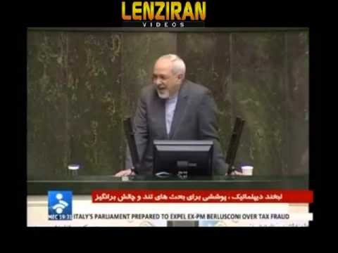 Javad Zarif explain to Majlis nuclear deal concluded in Geneve